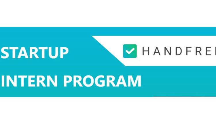 Startup Intern HandFree.co