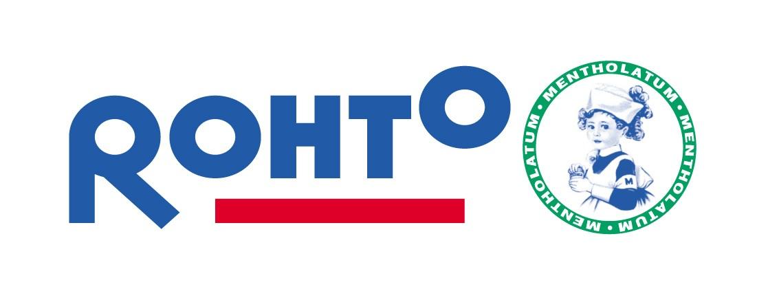 Kết quả hình ảnh cho logo rohto