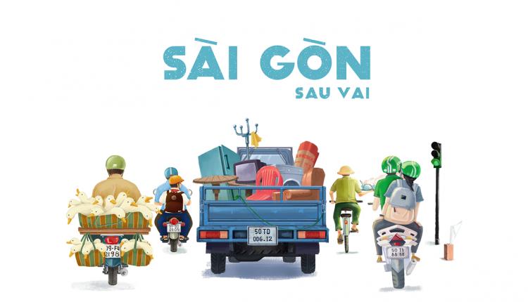 Ở Sài Gòn, Người Ta Thương Nhau Từ Phía Sau Vai