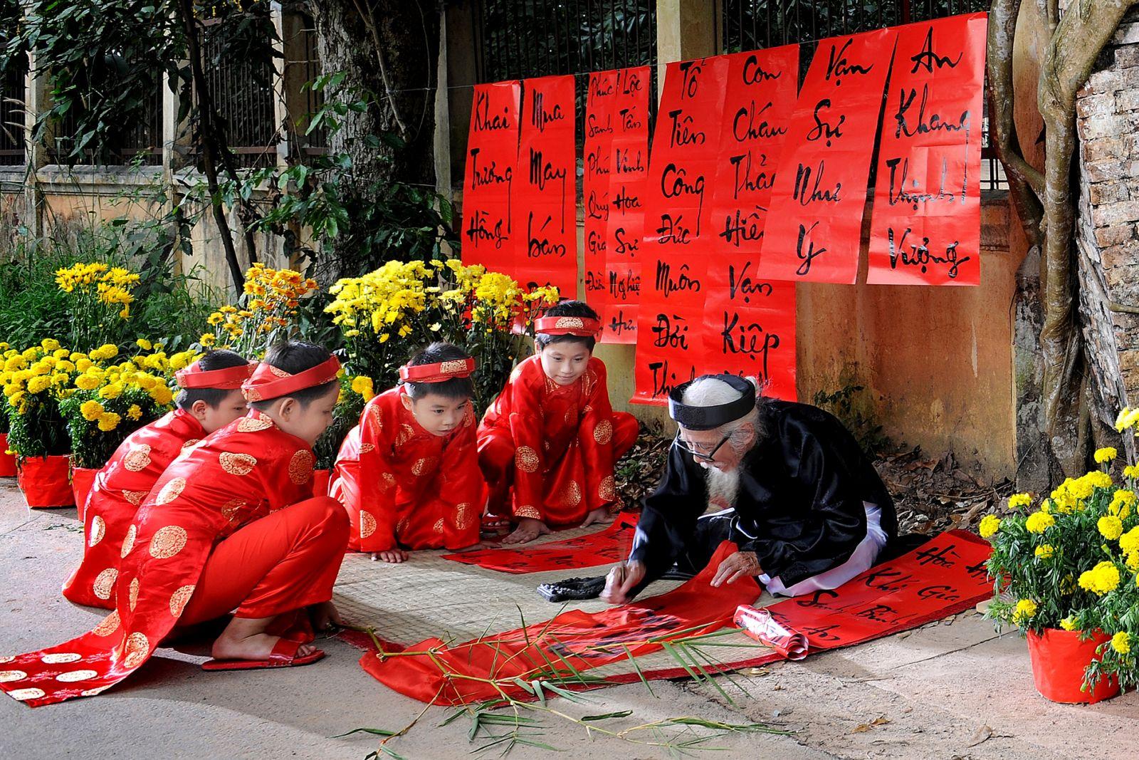 Tết Việt Và Những Giá Trị Không Bao Giờ Cũ
