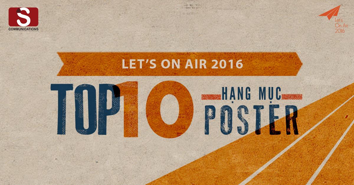 Top 10 Hạng Mục Poster – Những Góc Nhìn Đầy Khác Biệt!