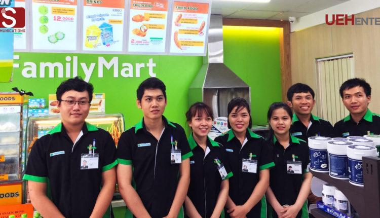 FamilyMart – Cửa Hàng Tiện Lợi Mang Đến Những Trải Nghiệm Tuyệt Vời