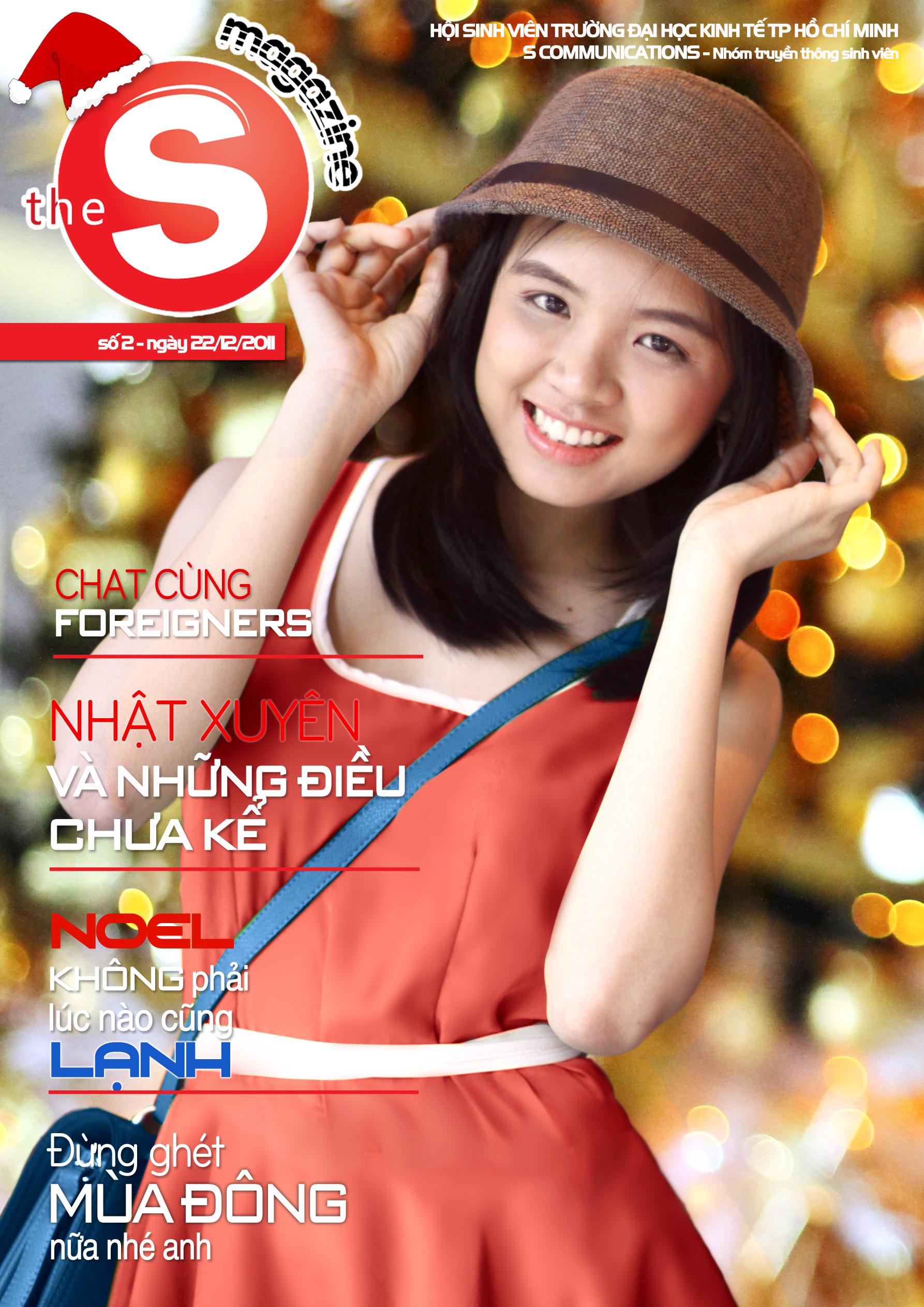 Tạp Chí The S Vol 2- Noel