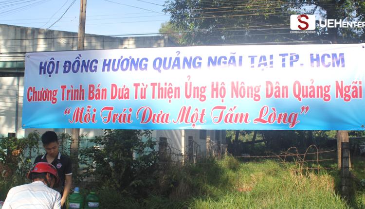 Sinh viên ĐH Nông Lâm: Sinh Viên Hội Đồng Hương Đâu Chỉ Có Nhớ Quê, Họ Còn Hành Động Vì Quê Hương Nữa!